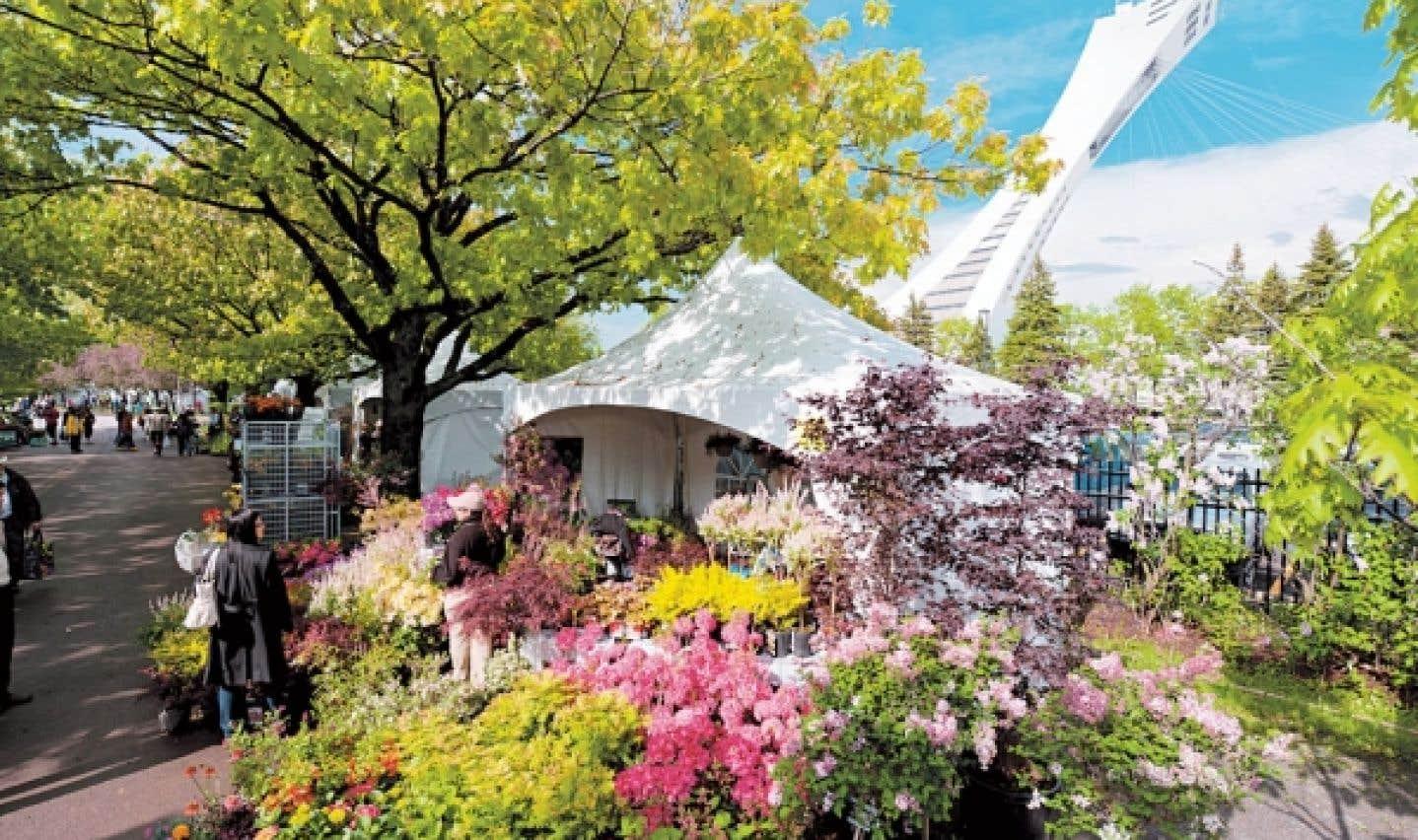 Le Rendez-vous horticole du Jardin botanique est une grande foire horticole où l'on a l'occasion de découvrir, de s'informer et d'échanger.