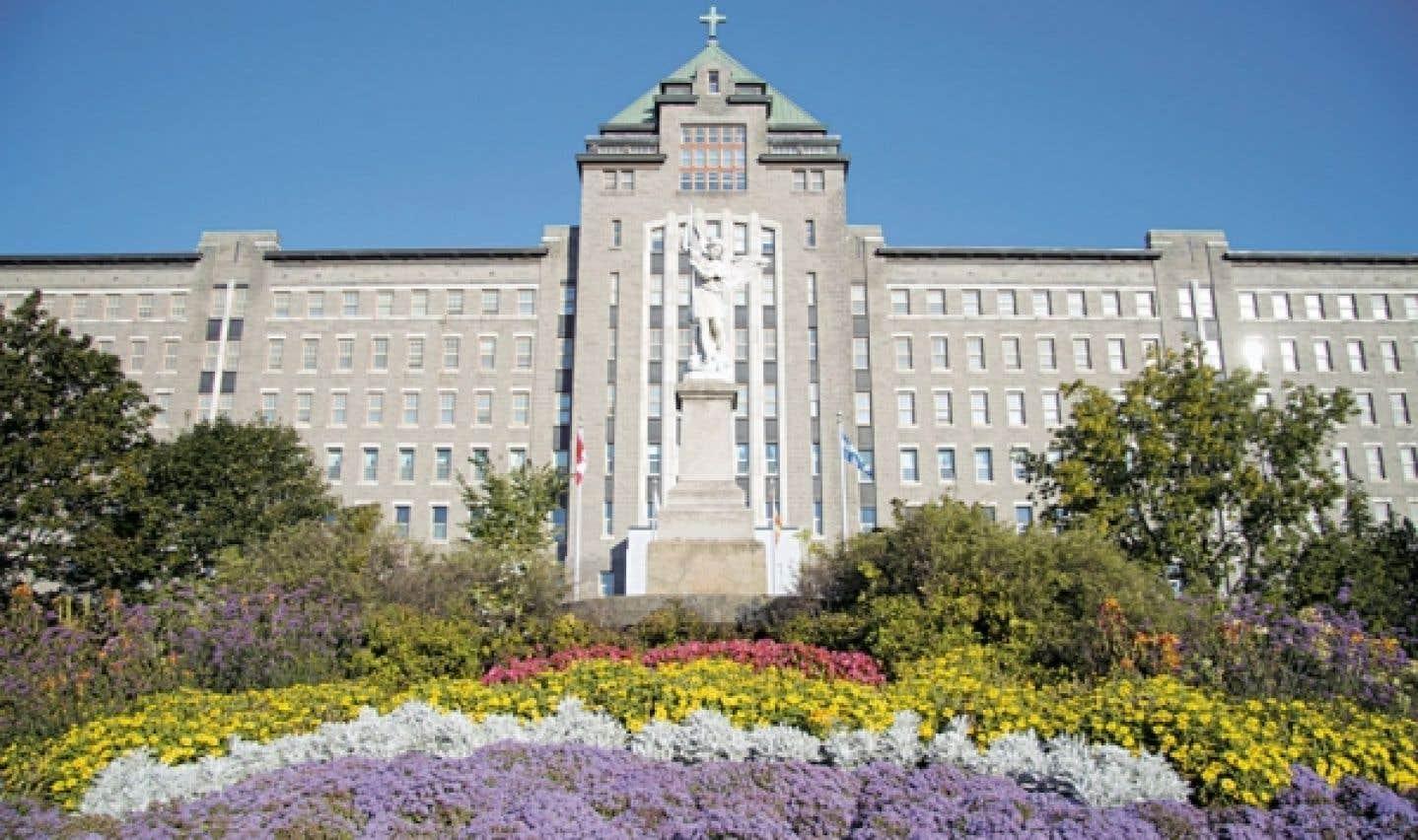 L'Institut universitaire en santé mentale de Québec est affilié à l'Université Laval.