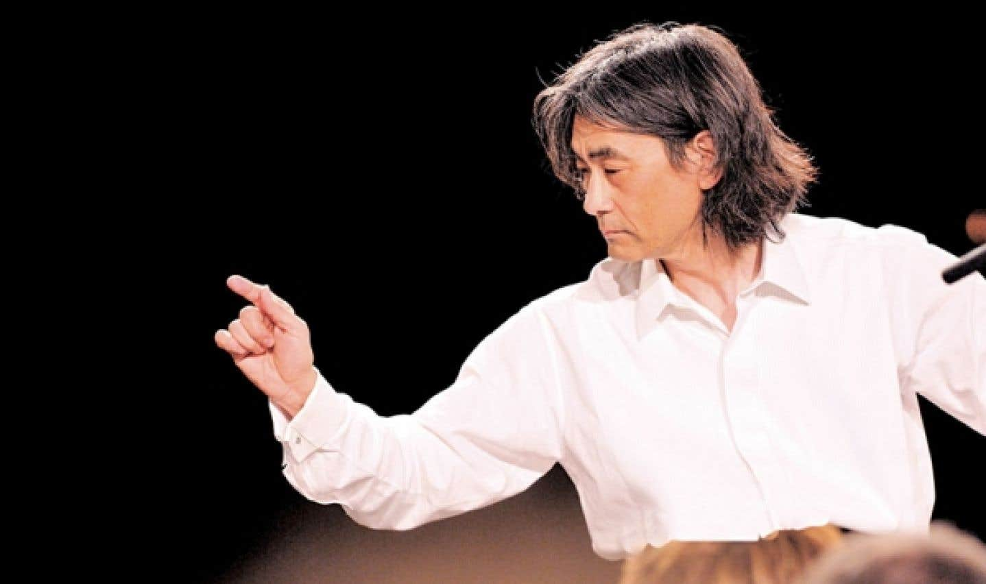 Kent Nagano, lui, dirigera Mozart, Brahms, Moussorgski et Stravinski, les 3 et 5 août.