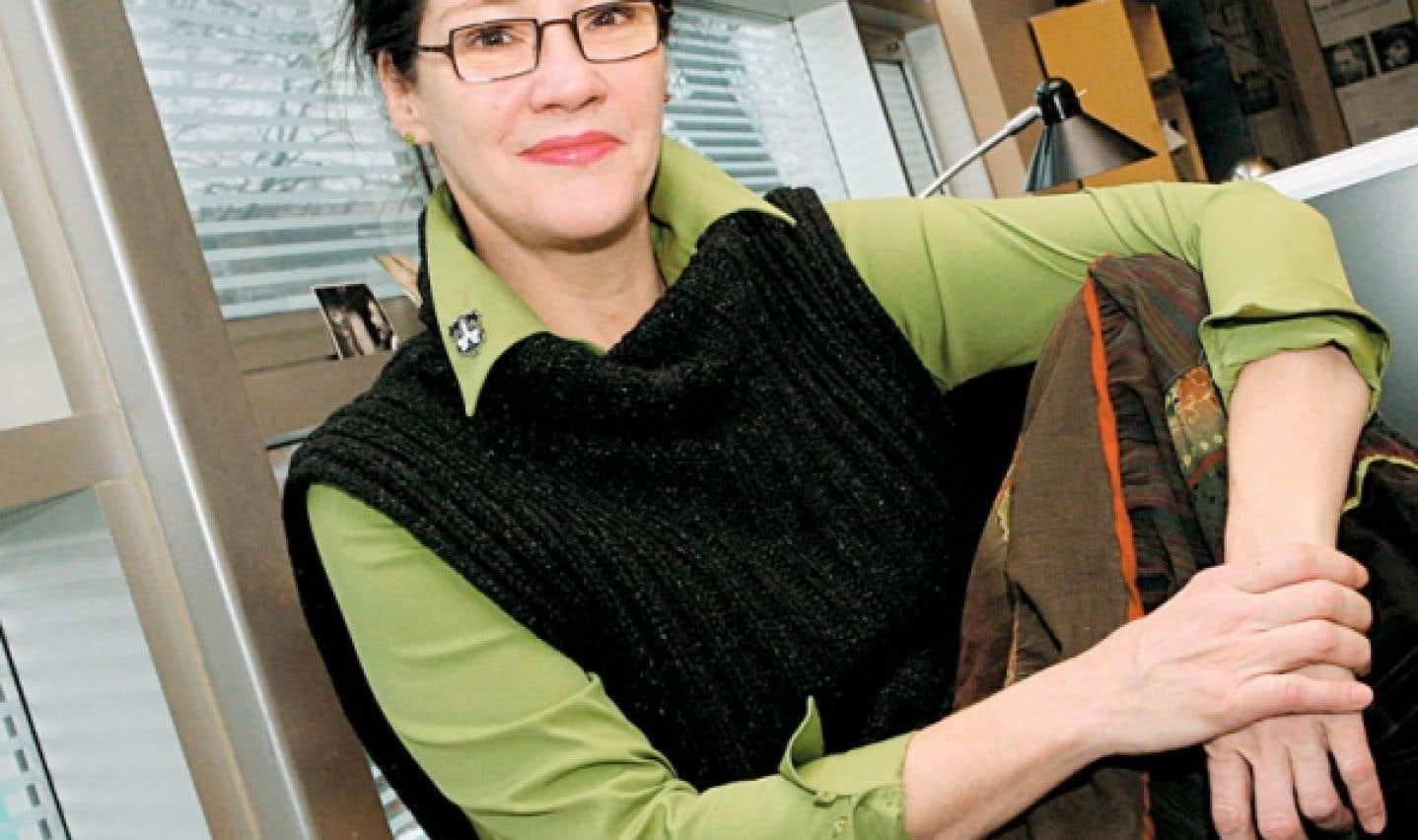 Ginette Noiseux, directrice générale et artistique de l'Espace Go