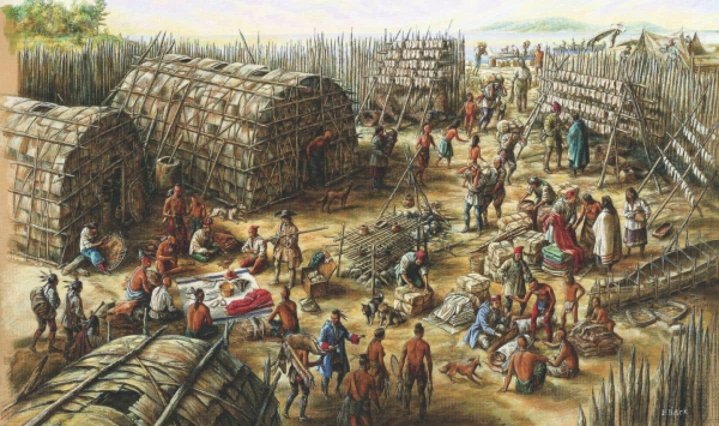 Guerre de 1812 - Un illustrateur refuse de cautionner les distorsions historiques des conservateurs