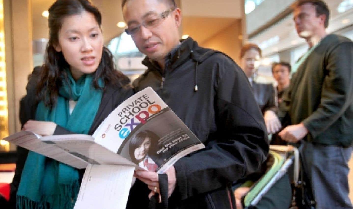 Les visiteurs de l'exposition pourront aussi obtenir la nouvelle édition du guide des écoles privées du Canada, Our Kids, qui comprend une section Québec.