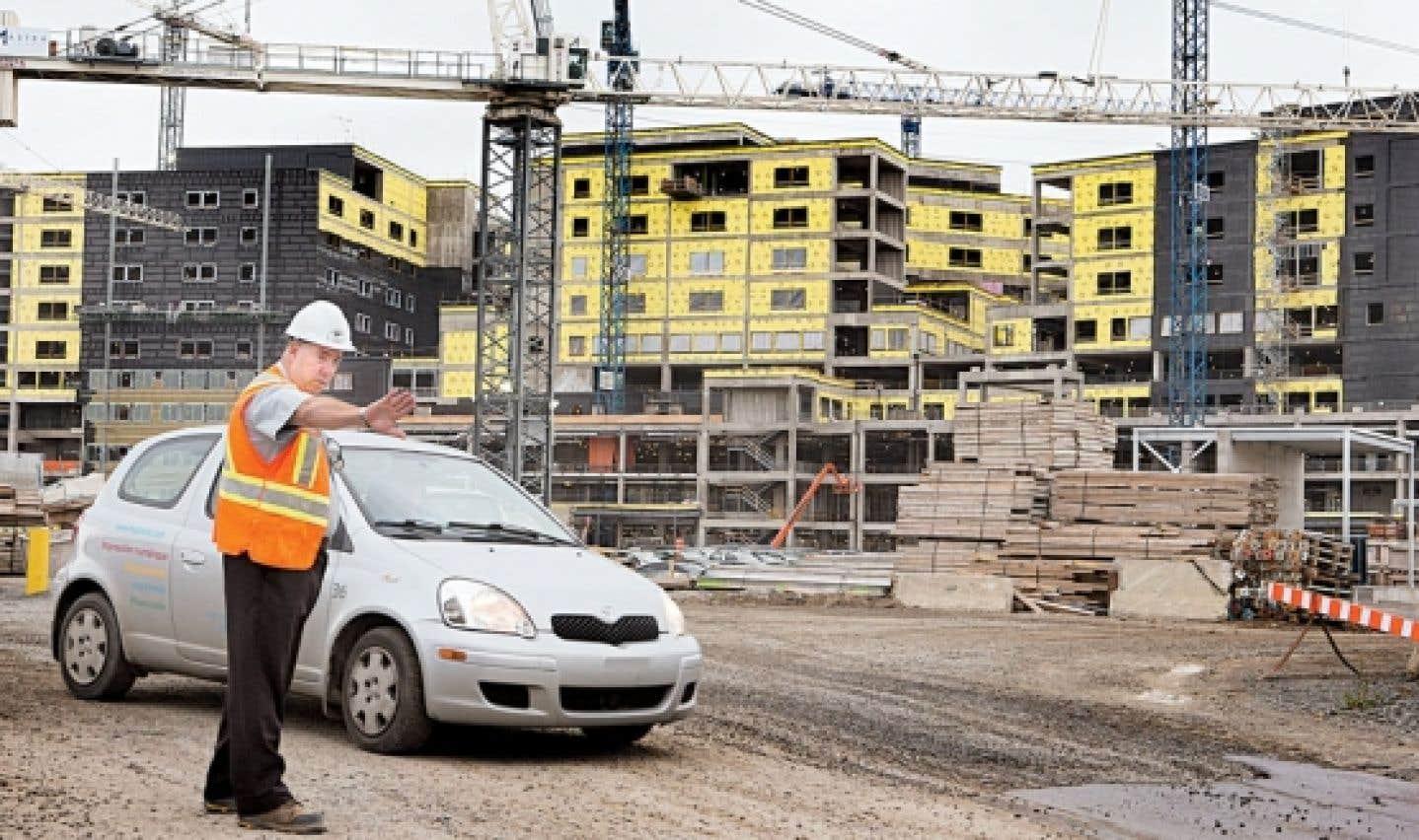 L'UPAC frappe chez Infrastructure Québec