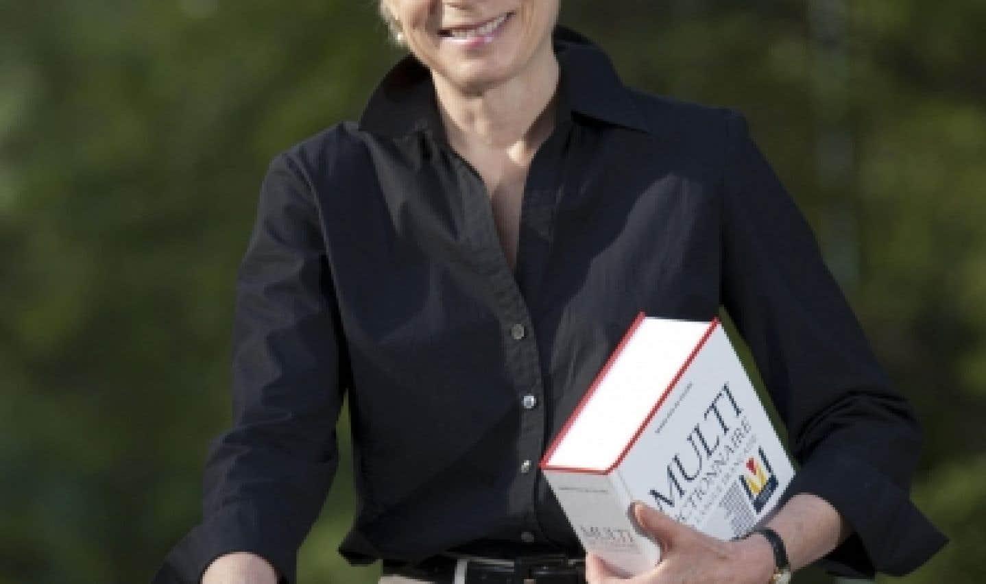 L'intérêt de la 4e Journée québécoise des dictionnaires, selon Monique C. Cormier, est d'obtenir de nouvelles réponses de la part des conférenciers et de mieux saisir cette histoire en train de s'écrire.
