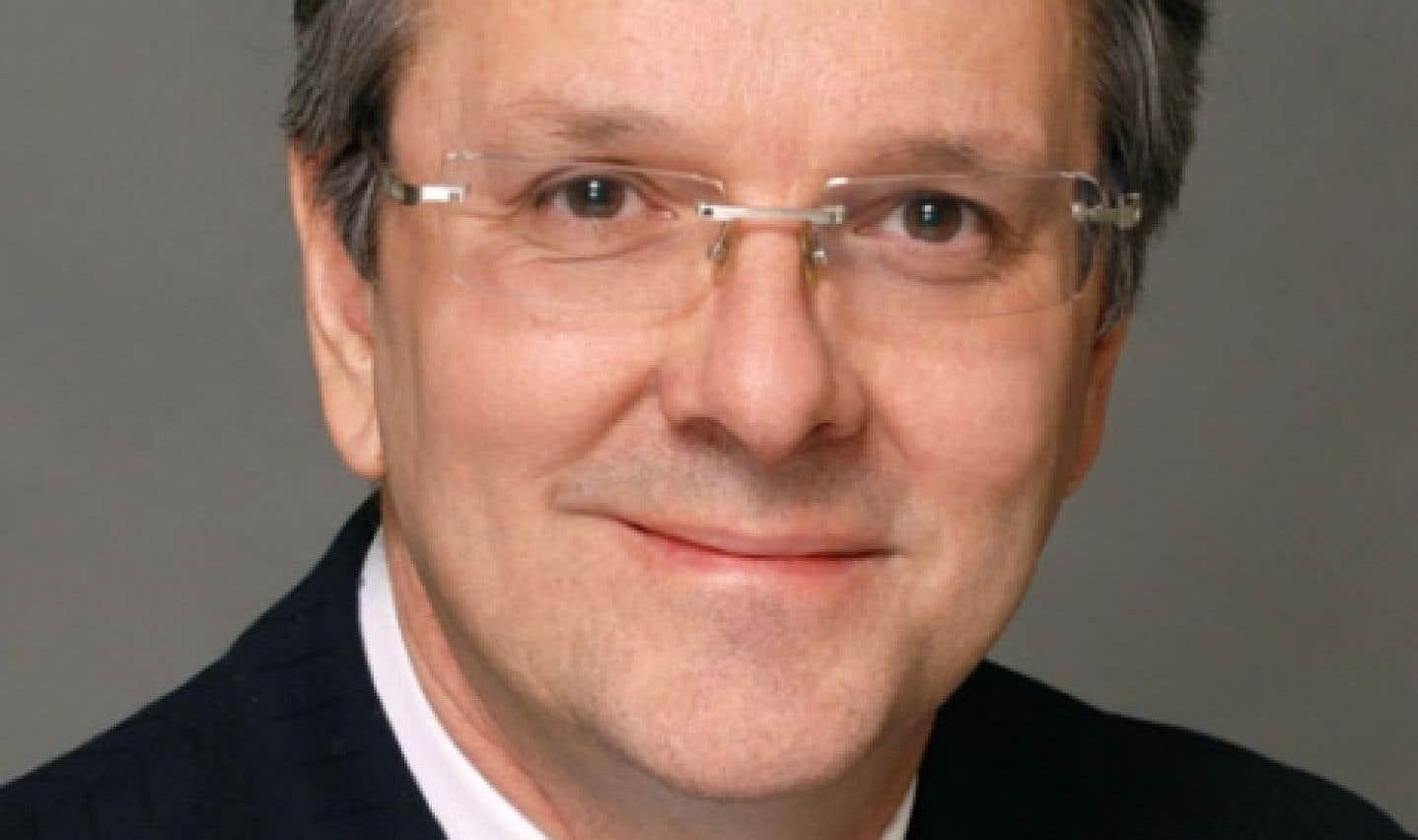 Le Dr Julien Doyon