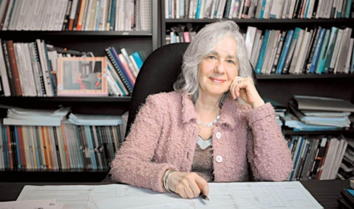 Marguerite Mendell diririge l'Institut Karl-Polanyi depuis plus de 20 ans.