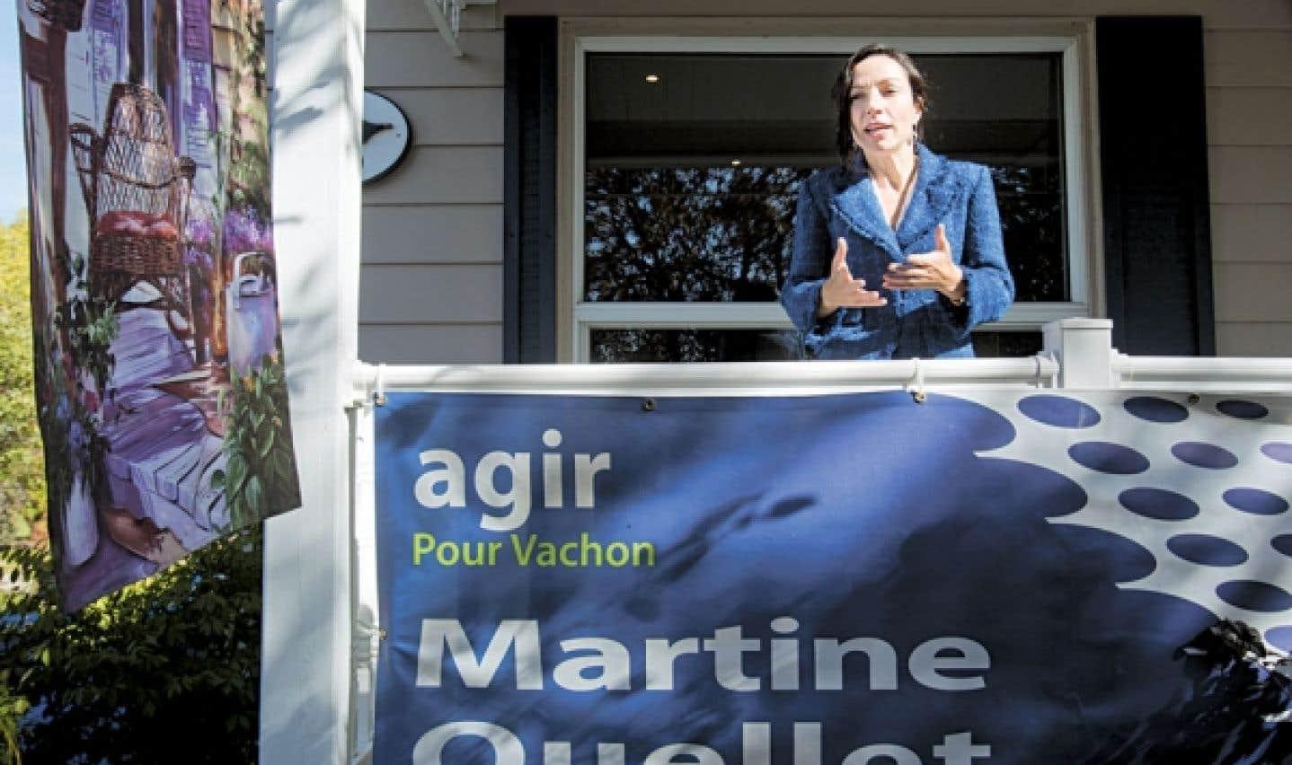 Martine Ouellet aux Ressources naturelles - L'industrie minière est encore sous le choc