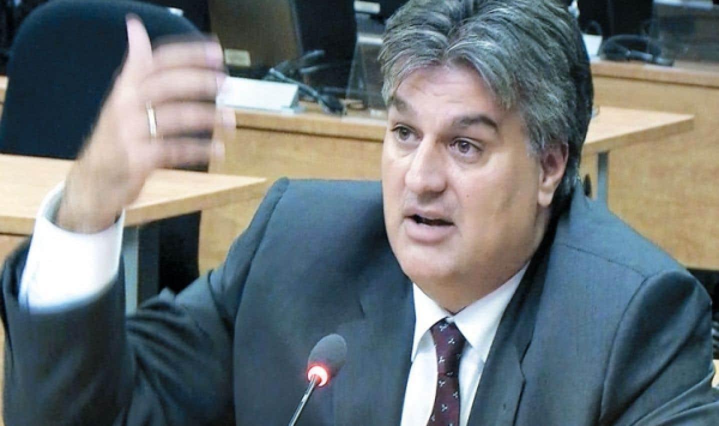 Commission Charbonneau - Zambito démontre l'effet Marteau