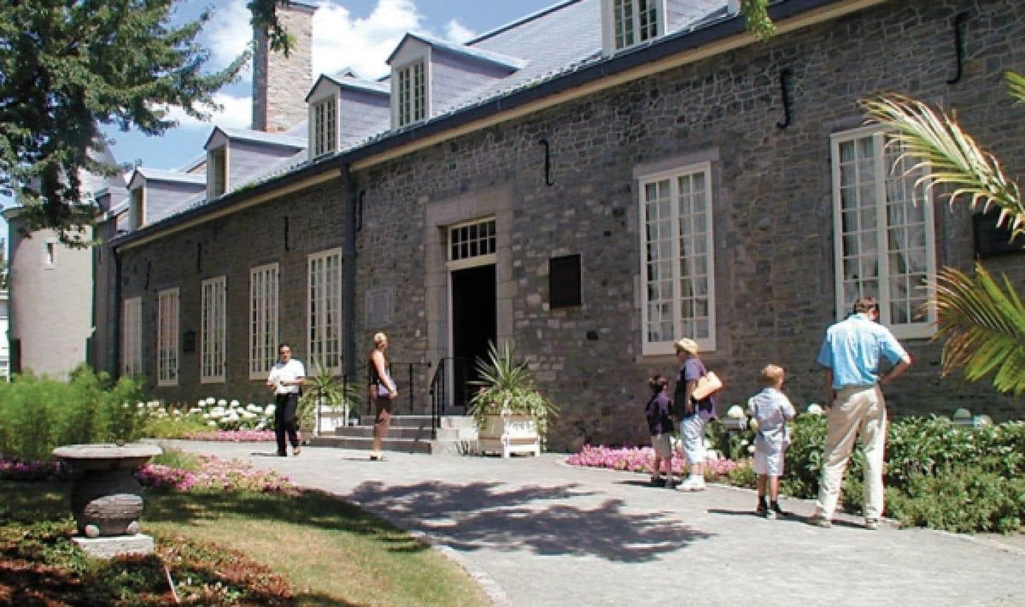Le Château de Ramezay est déclaré «bien culturel» dès 1929.