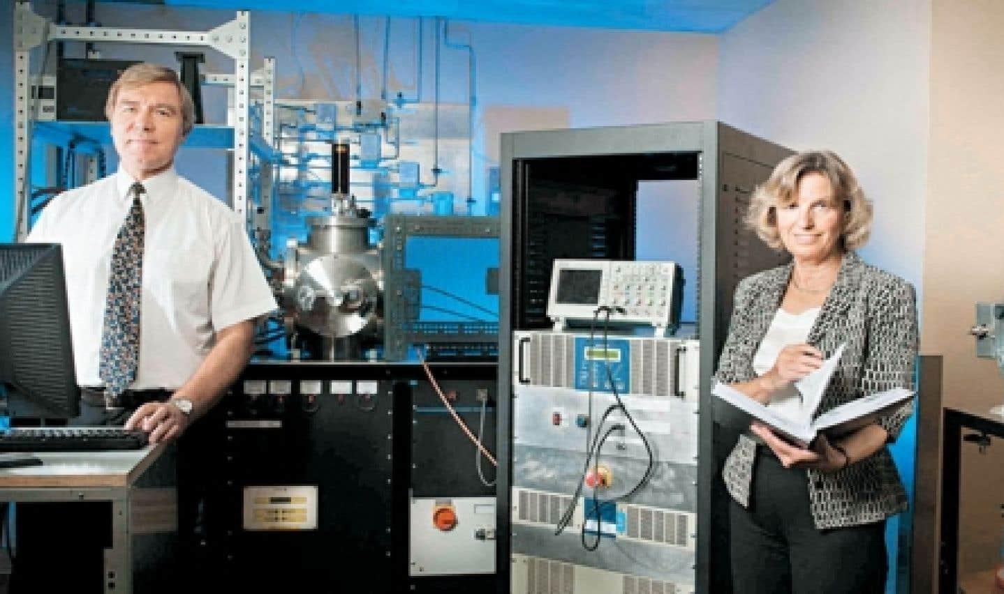 Ludvik Martinu, professeur titulaire au Département de génie physique de Polytechnique.