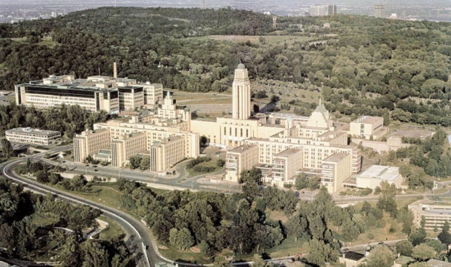 Dans les années cinquante - «Les presses universitaires sont venues combler un vide»