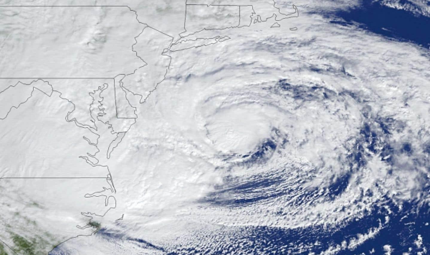 Sandy pourrait secouer l'économie américaine