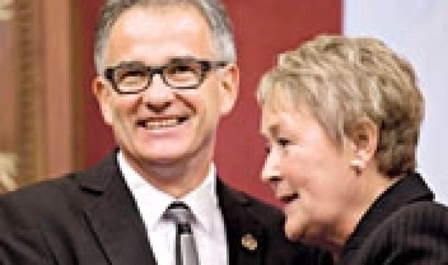Le Dr Réjean Hébert, ministre de la Santé dans le cabinet de la première ministre Pauline Marois, lancera en 2013 une politique ciblant la prévention en santé et les maladies chroniques.