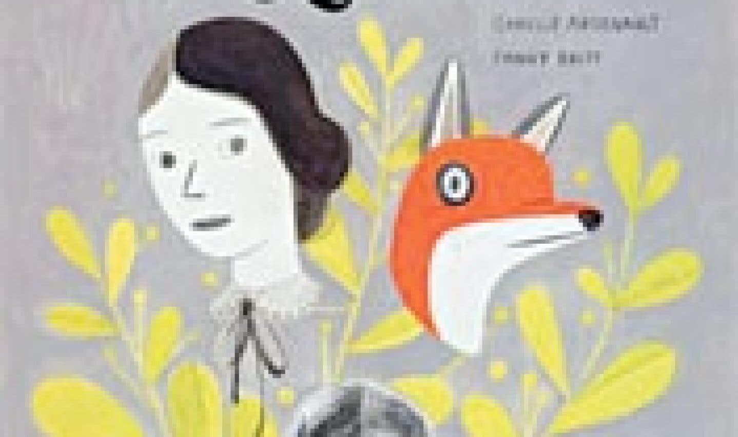 Livre - Jane, Fanny Britt & Isabelle Arsenault