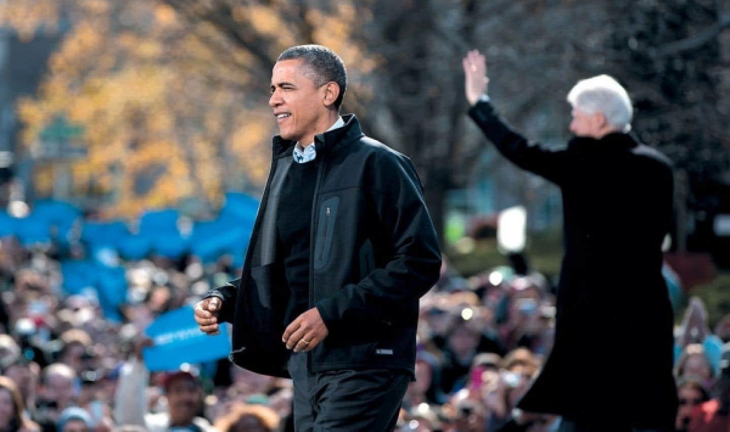 Le sprint final de la présidentielle américaine - Ce sera plus serré qu'en 2008, dit le clan Obama
