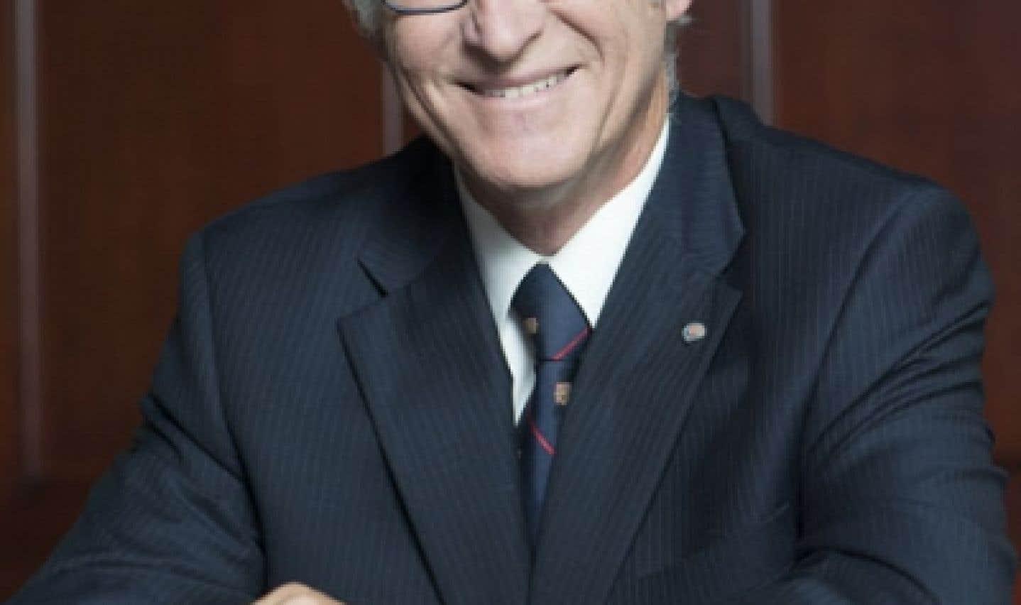 Prix Armand-Frappier - Le biologiste est devenu gestionnaire