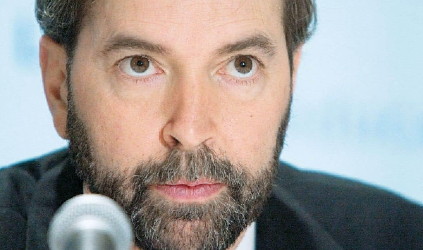 Thomas Mulcair a introduit, en tant que ministre de l'Environnement à l'époque, la Loi sur le développement durable en 2005.