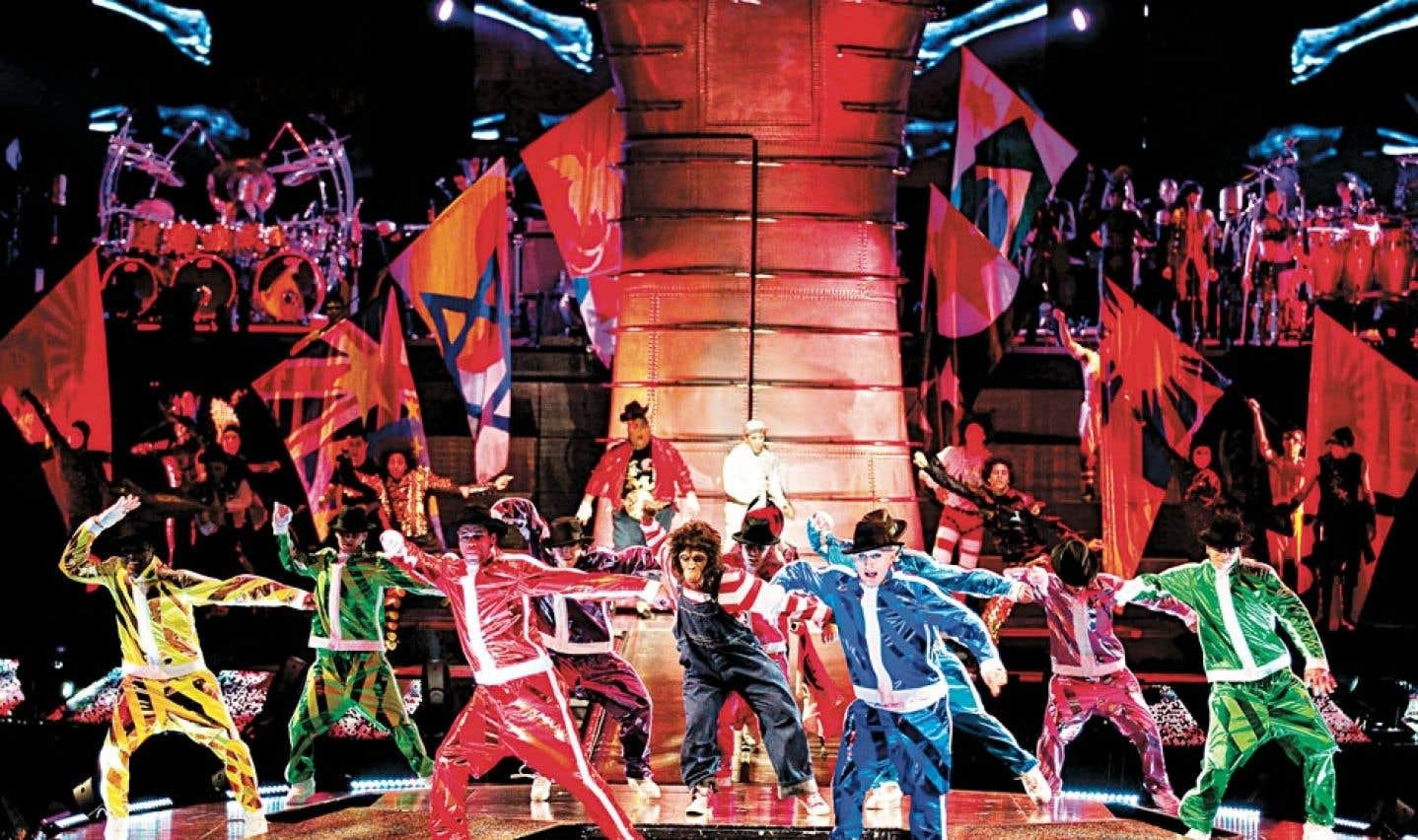 Les arts du cirque québécois ont connu une année 2012 faste… et mouvementée