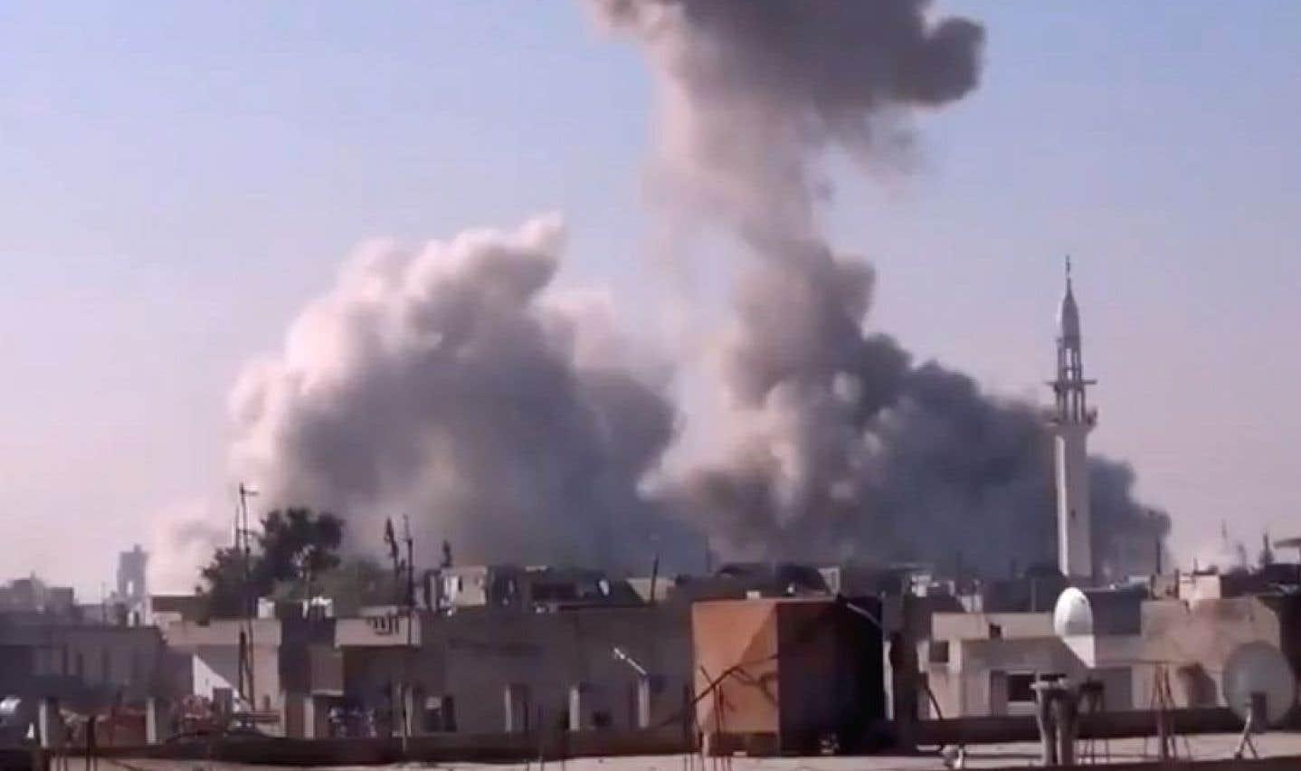 Syrie: la Russie et l'ONU appellent à la réactivation du plan de paix