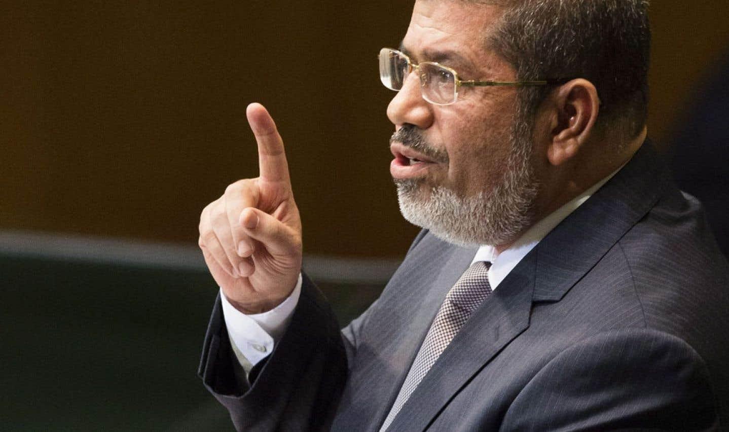 Les leaders de l'opposition laïque dans la mire de Morsi