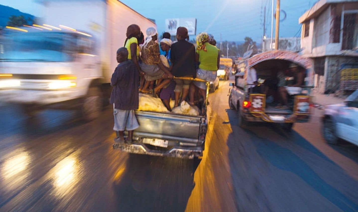 Aide canadienne à Haïti - Des voix s'élèvent contre le gel des fonds annoncé par Ottawa