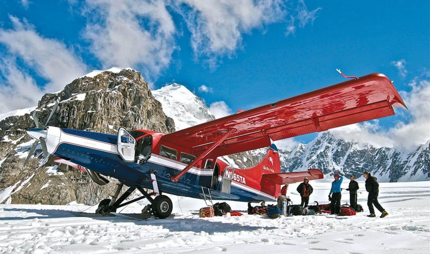 Une autre pièce maîtresse de la programmation d'Explora, cet hiver, est la série Les ailes de l'Alaska.