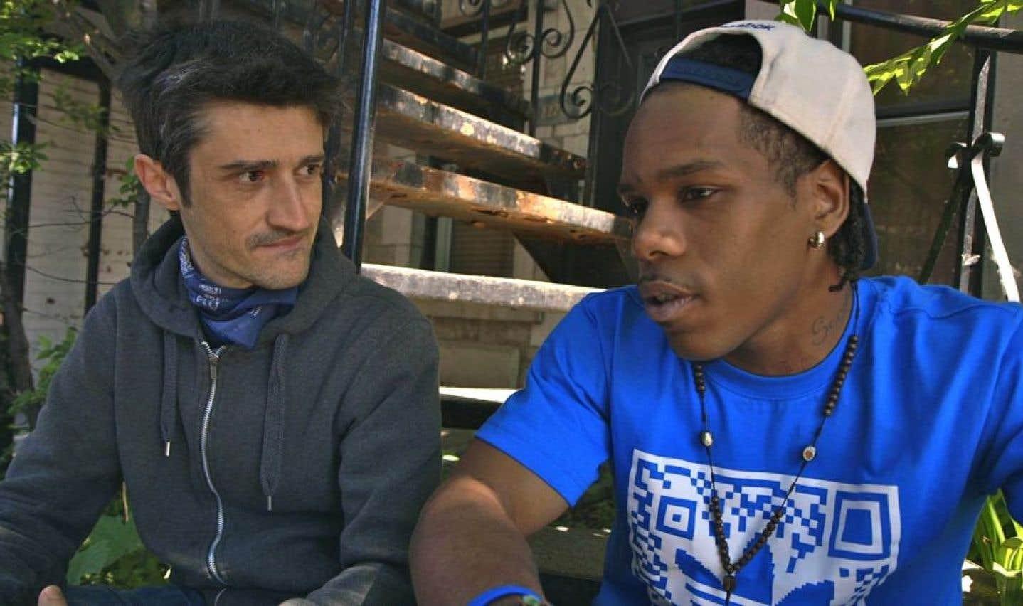 La deuxième saison de la série documentaire Les voix humaines met notamment en scène Jérôme Minière.