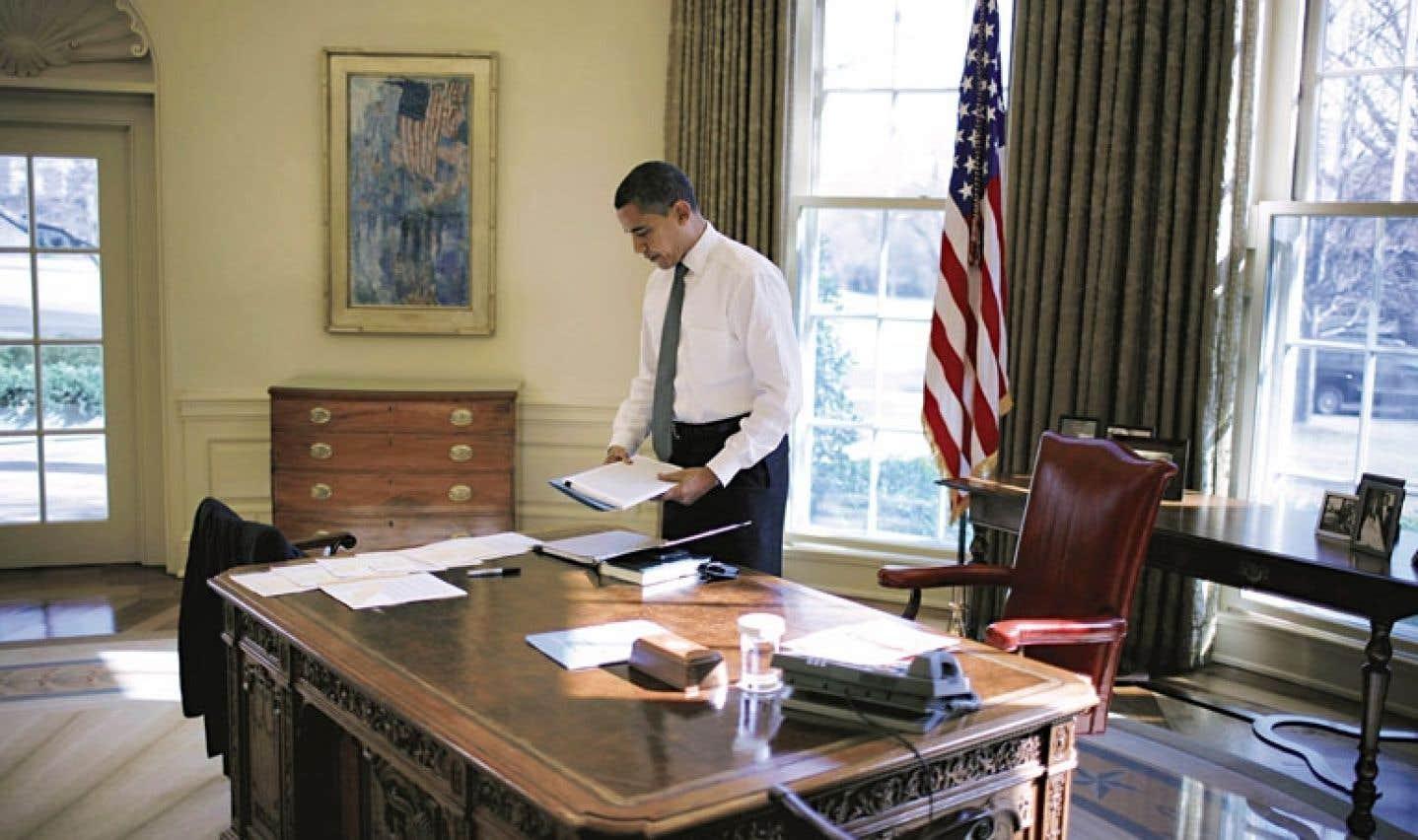 De nombreux défis - Obama II redonnera-t-il espoir?