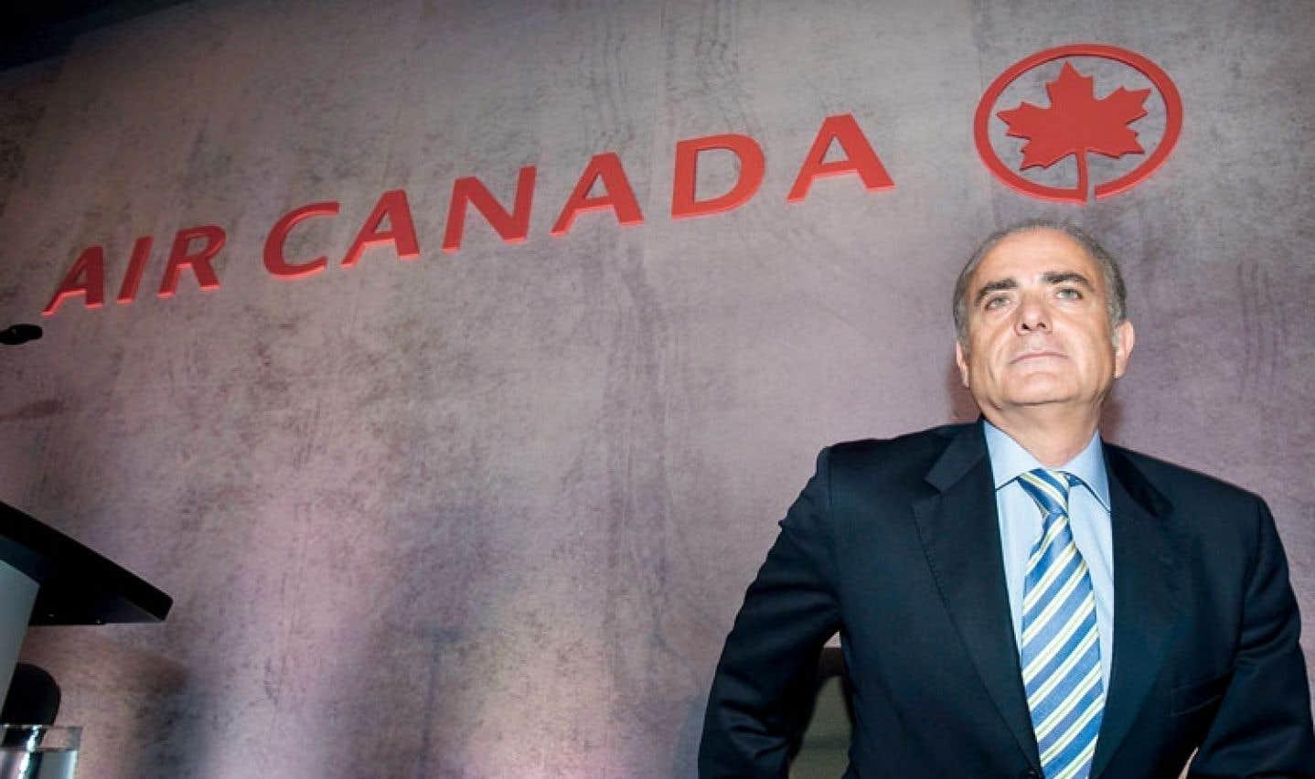 Air Canada coupe les ailes de la métropole