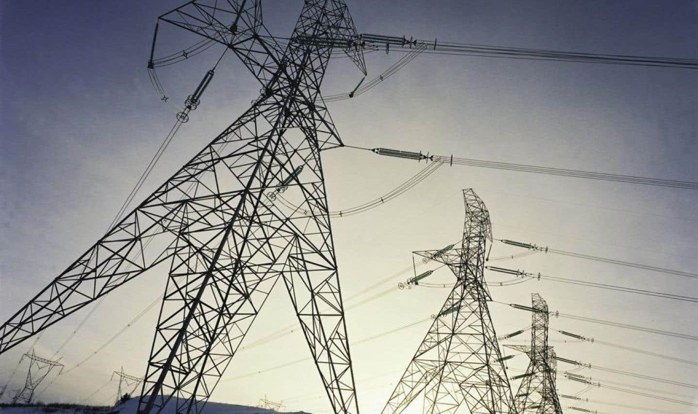 Marois veut se servir des surplus d'électricité pour attirer des investissements