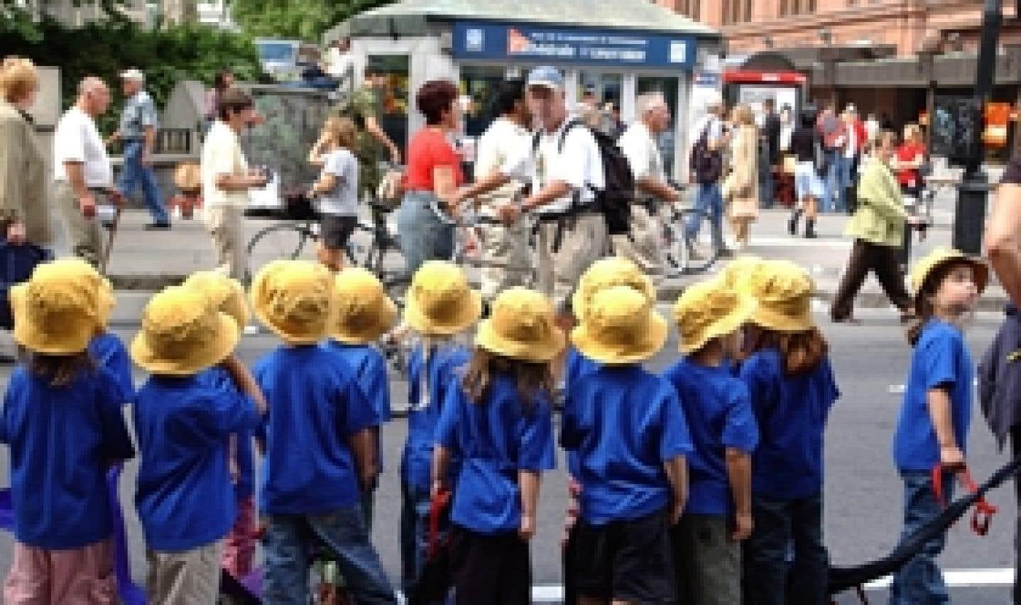 Centres de la petite enfance et garderies privées - Le réseau des CPE est à compléter dans la « couronne » montréalaise