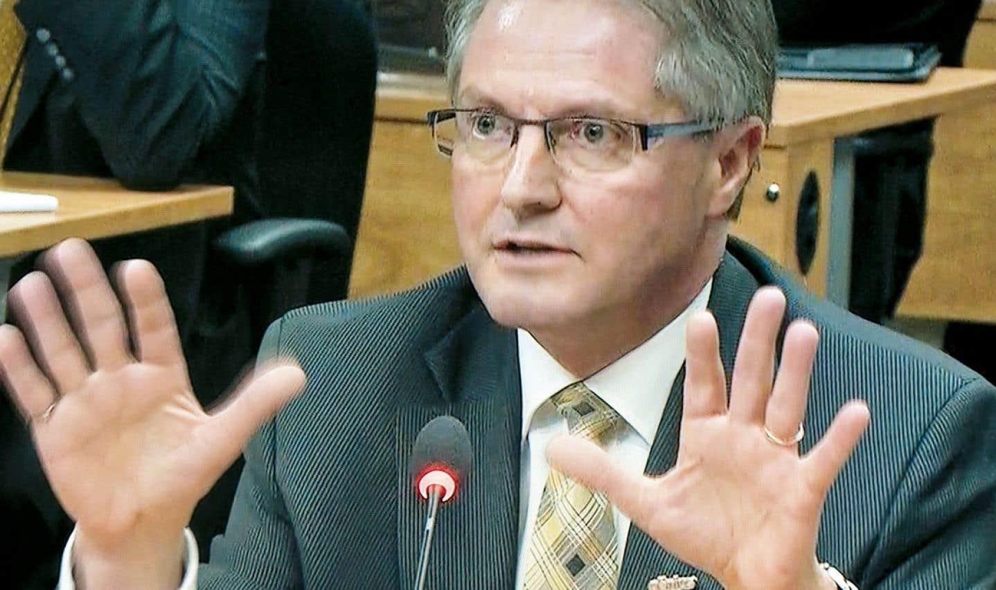 Commission Charbonneau - Union Montréal recevait bel et bien 3%