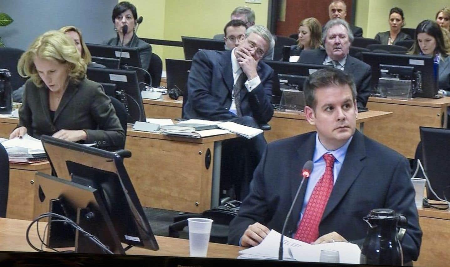Commission Charbonneau: un ingénieur admet la collusion entre firmes de génie