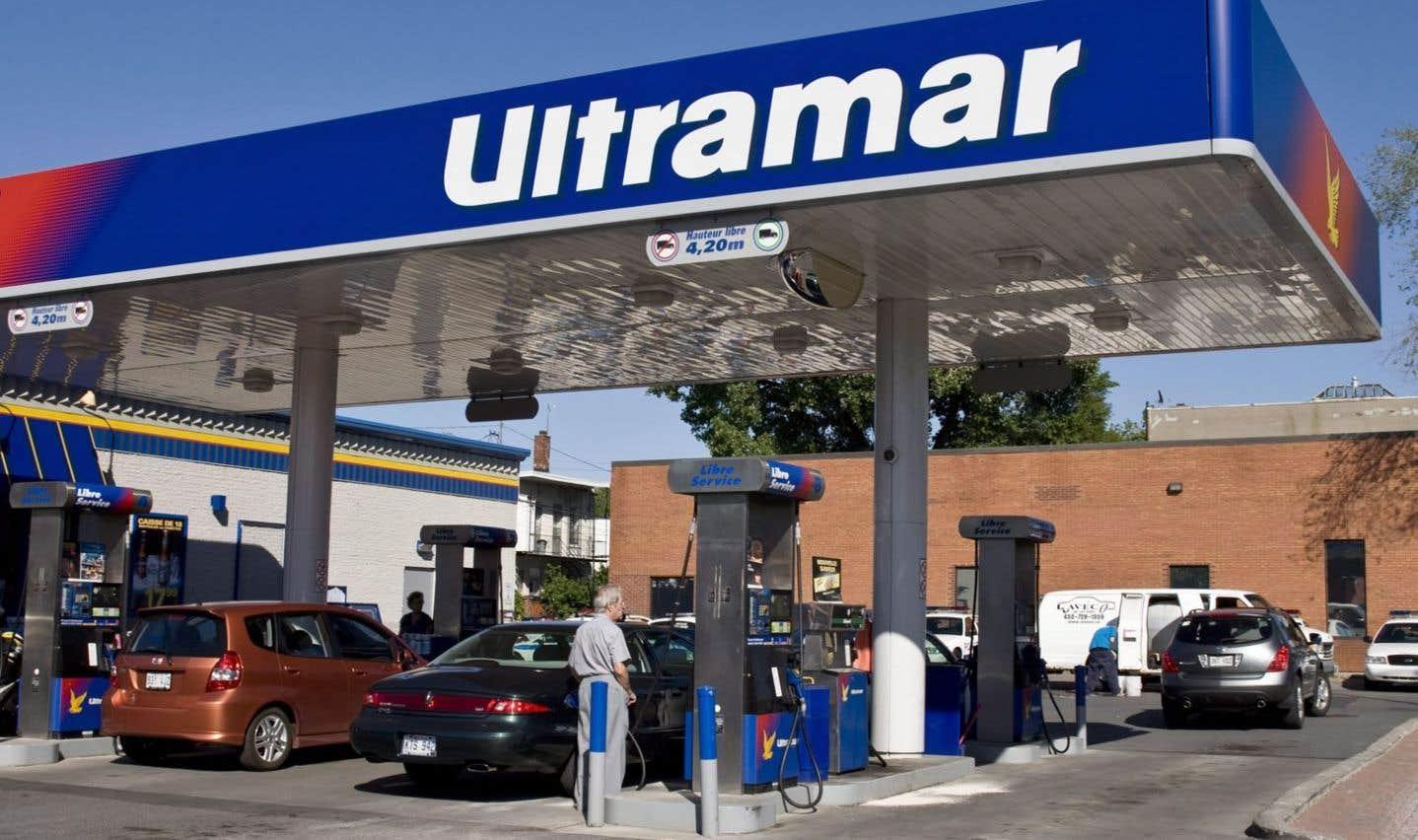 Ultramar prête à investir pour accueillir le pétrole de l'Ouest