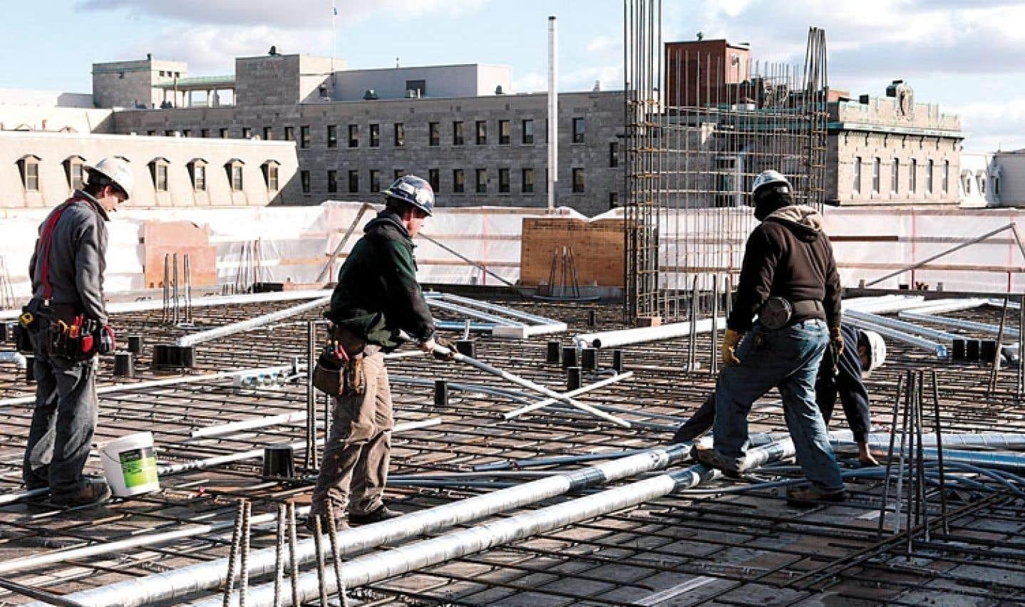 Écoconstruction - Rimouski formera une nouvelle génération de travailleurs