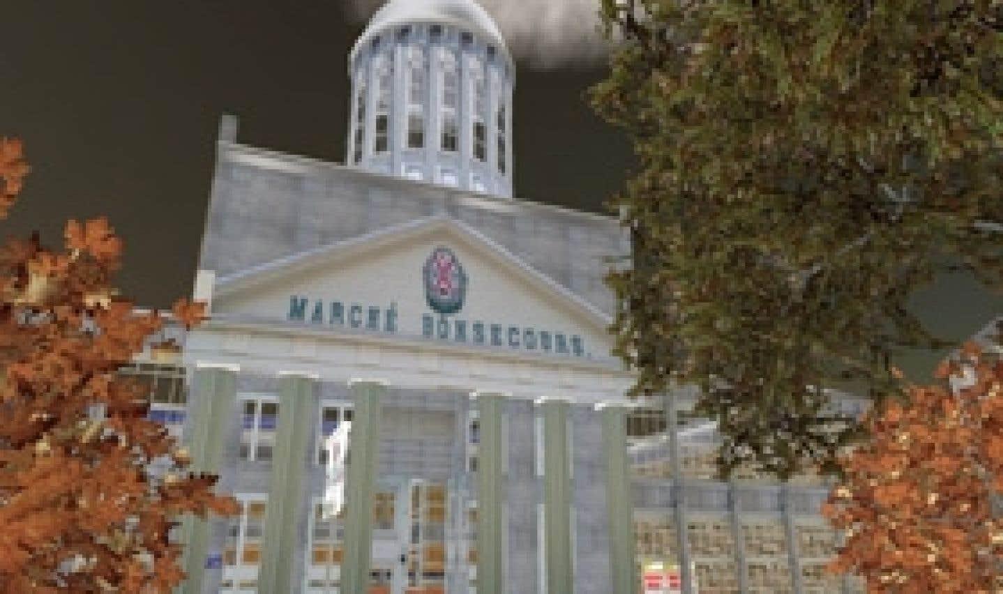 Le Devoir dans Second Life - Bienvenue à l'Île Québec!