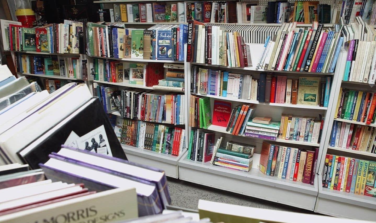 La majorité des Québécois serait en désaccord avec le prix unique du livre