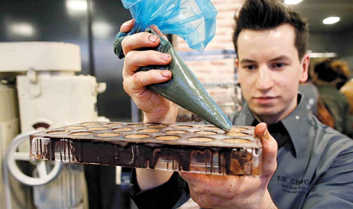 Le chocolat, Paris en connaît la recette