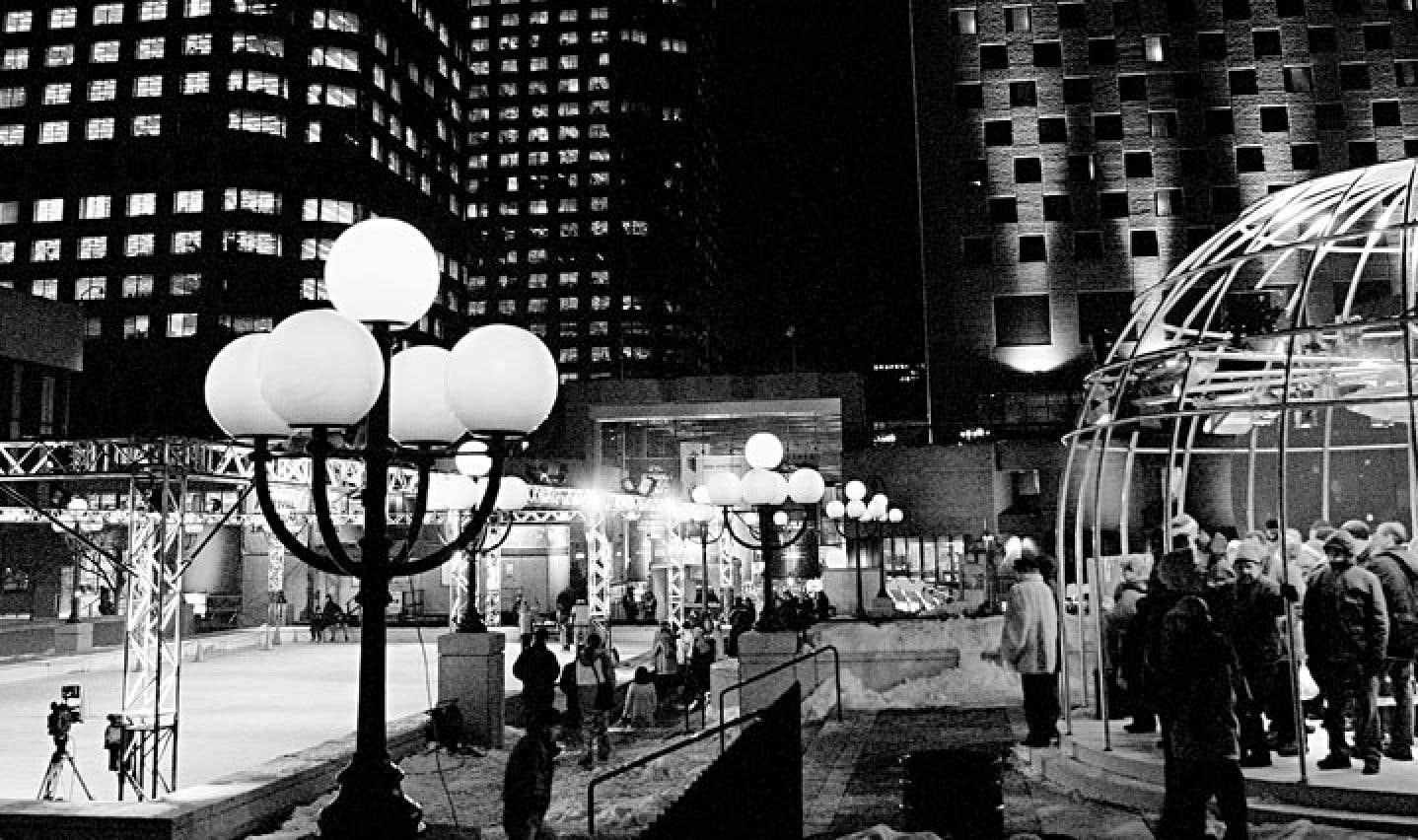 La Nuit blanche attire annuellement plus de 750 000 festivaliers.