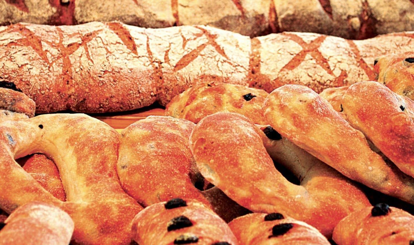 Les artisans gourmands du Québec - Le boulanger des grains nobles
