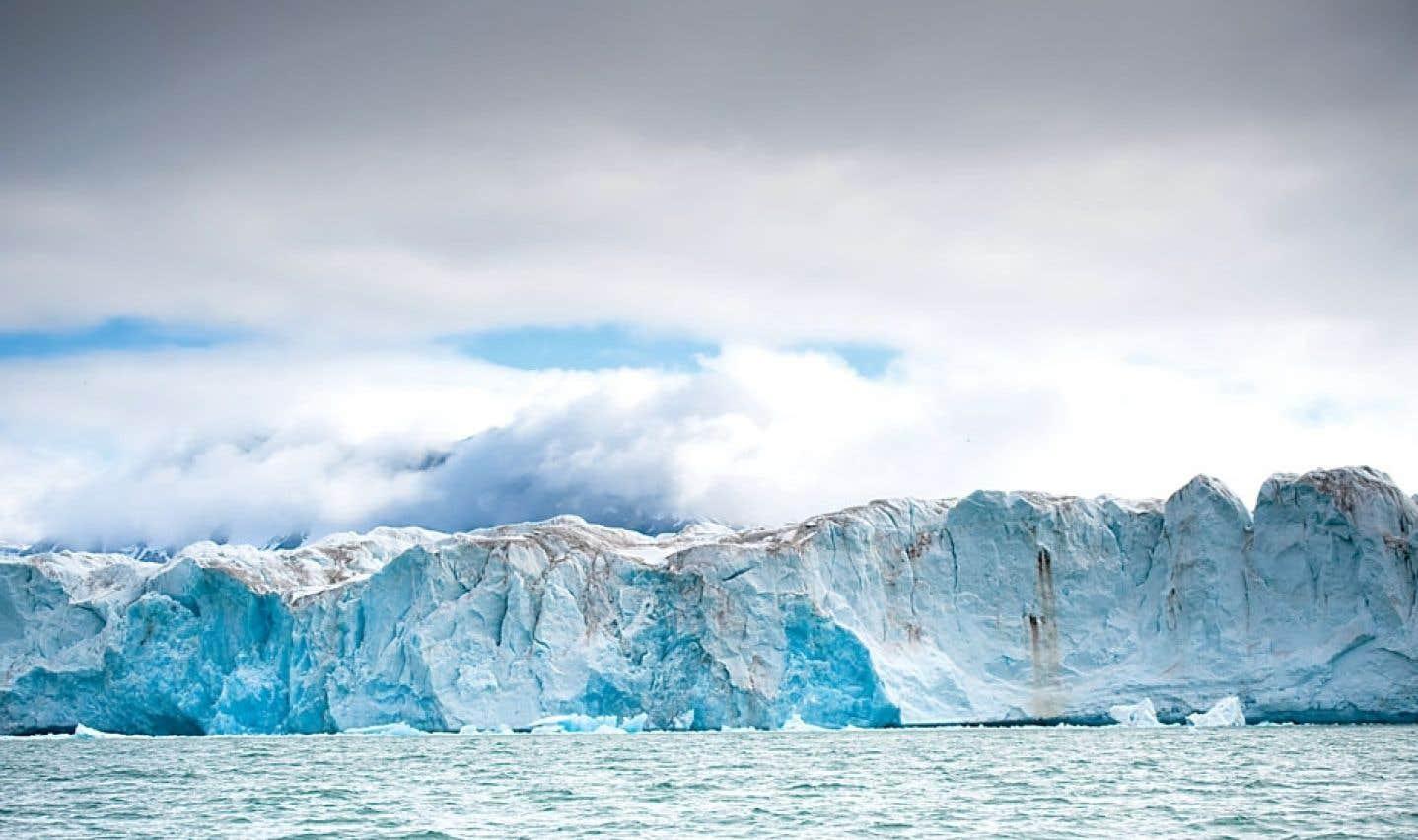 Les glaces de l'océan Arctique sont tombées à 3,41 millions de km2, soit 18 % de moins que le précédent record de 2007.