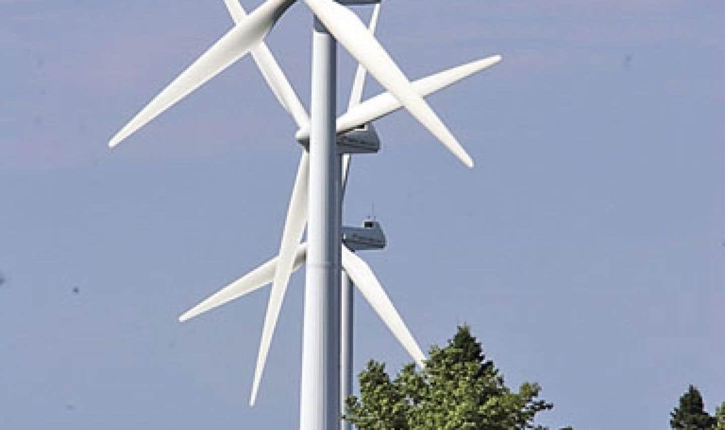 L'industrie de l'éolien manifeste son impatience