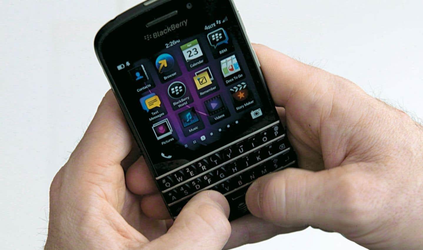 Qui voudra de BlackBerry?