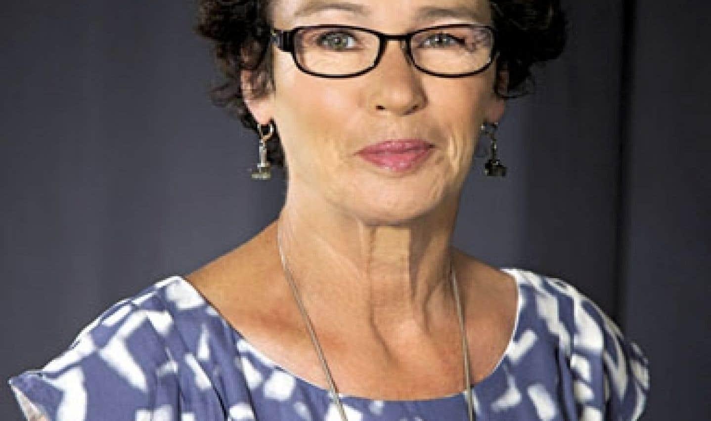Louise Chabot de la CSQ