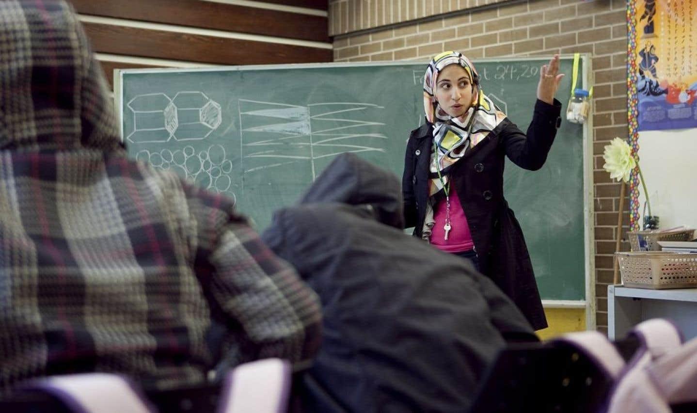 Charte des valeurs - Conflit en vue entre Québec et les enseignants