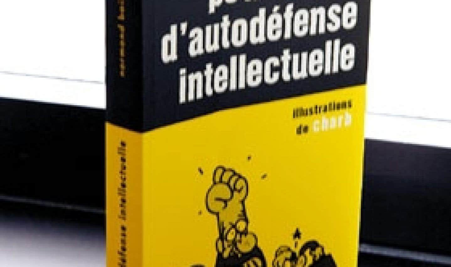 Petit cours d'autodéfense intellectuelle séduit les Français