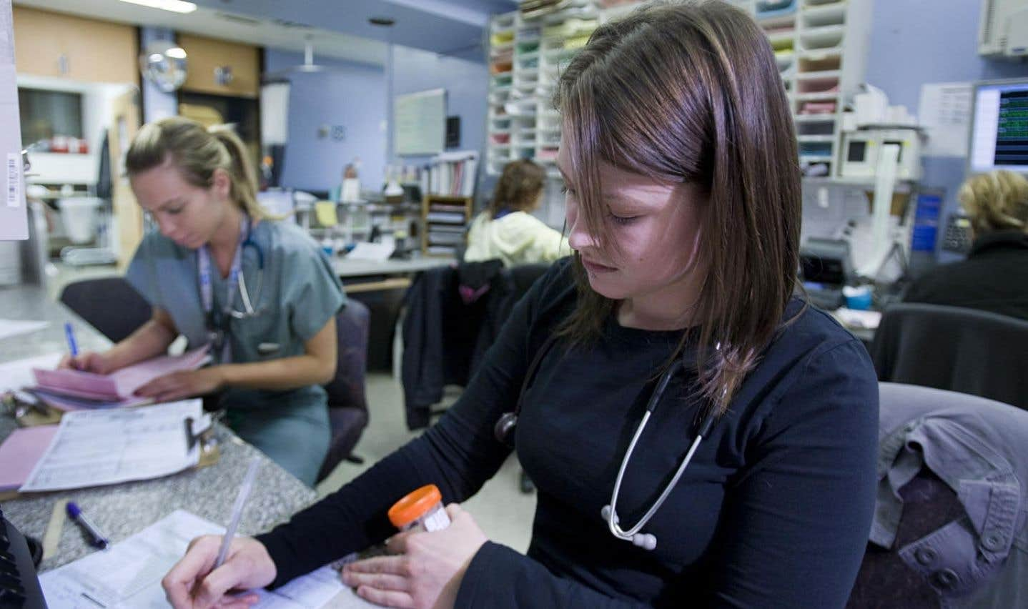 «L'infirmière d'aujourd'hui demeure compétente, mais il faut donner à la relève la formation nécessaire pour prendre le virage, pour assurer un meilleur suivi, une meilleure accessibilité aux soins », croit-on à l'OIIQ.