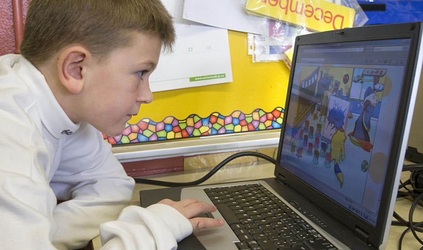 L'omniprésence des écrans dans la vie des enfants est un des enjeux avec lesquels les pédagogues doivent composer.