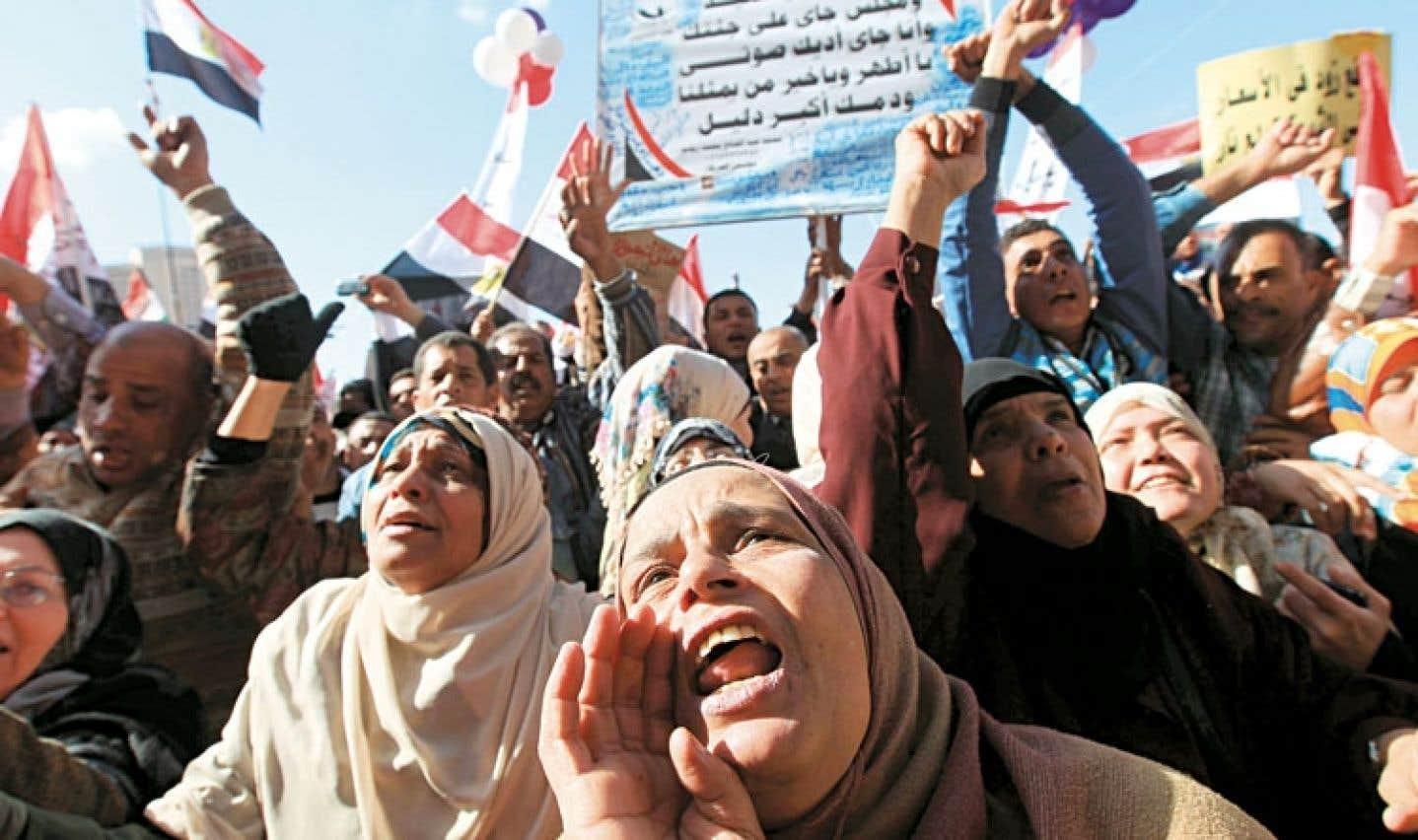 « Le féminisme d'ici peut prendre d'autres visages ailleurs. Ces femmes voilées ont fait la révolution en Égypte. Je trouve que c'est très réducteur de toujours vouloir voir une façon universelle », affirme Bouchra Manaï.