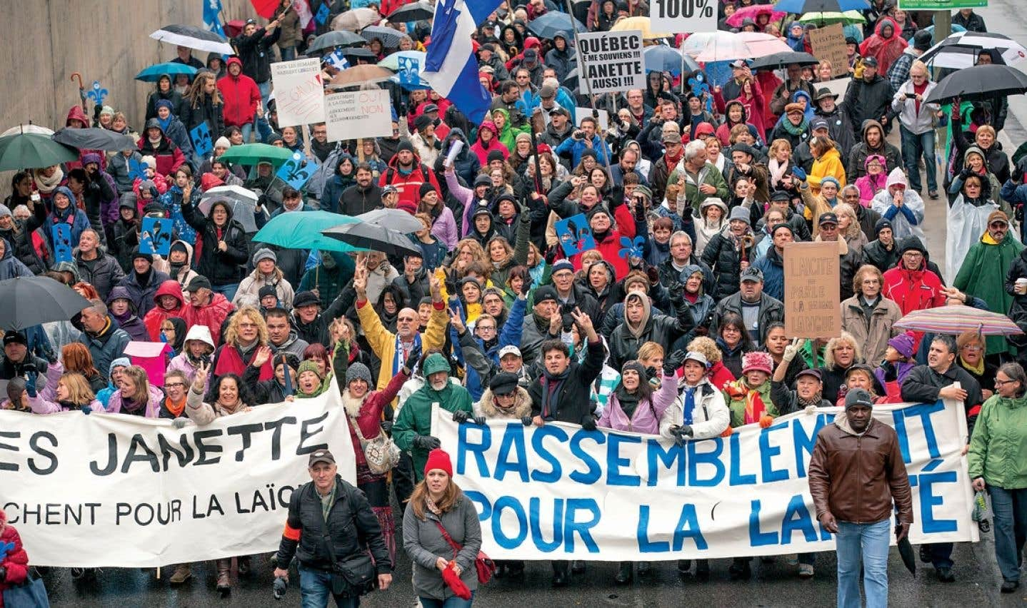 Charte des valeurs québécoises - Les personnalités publiques choisissent leur camp